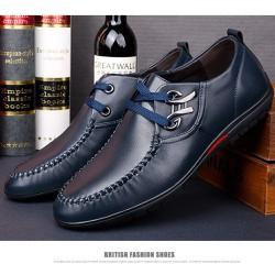Giày mọi nam thiết kế độc đáo cực kỳ sang trọng 606