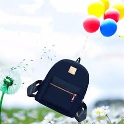 Balô Mini cho bé đi học - Xanh