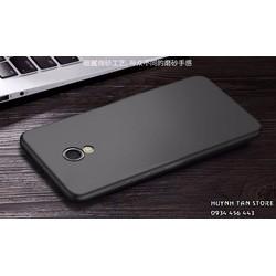 Meizu MX6 - Ốp Silicon đen đơn giản mà cực đẹp