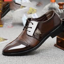 Giày tây da bóng cao cấp , sang trọng , đẳng cấp 612