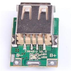 Mạch pin sạc dự phòng mini - 2 mạch