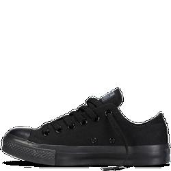 Giày Sneaker Full Đen Cổ Thấp - Nam
