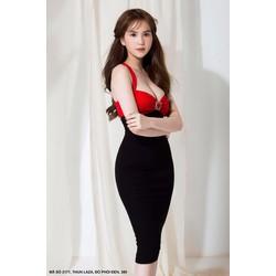 Đầm Ngọc Trinh Khoen