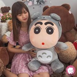 Gấu bông Shin Totoro 60cm