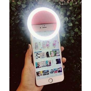 Đèn Led Selfie Ring Light PK12 chụp hình siêu đẹp - 098