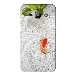 Ốp lưng điện thoại Samsung-Galaxy J2-cá koi 01