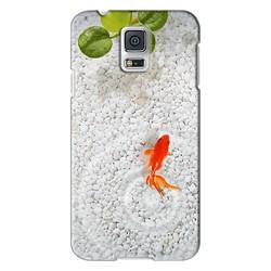 Ốp lưng điện thoại Samsung-Galaxy S5 - Cá koi 01