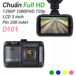 Camera hành trình full HD