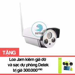 Camera IP Yoosee ngoài trời X5200 tặng Loa Jam kiêm sạc dự phòng