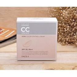 CC cream Aura Color Control