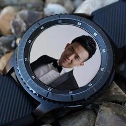 đồng hồ điện thoại hàn quốc mặt tròn siêu phẩm HD 2017 mã CS-02