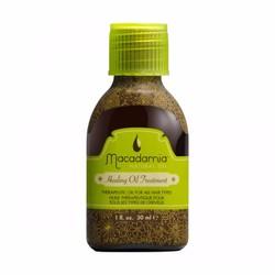 Tinh Dầu Phục Hồi Tóc Hư Tổn Macadamia Natural Oil 30ml