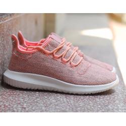 Giày thể thao hồng nhạt