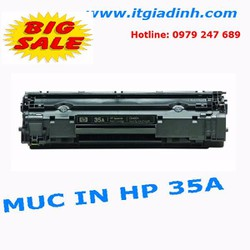 Hộp mực máy in HP. 1005 1006 Cartridge 35A