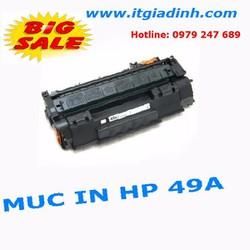 Hộp mực máy in canon 3300 , HP.49A