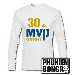 Áo phông NBA Curry MVP
