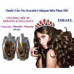 Thuốc Uốn Tóc Gatase Keratin Collagen