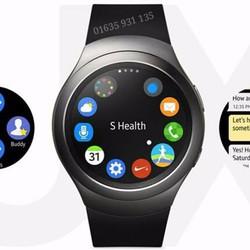 đồng hồ điện thoại hàn quốc mặt tròn siêu phẩm HD 2017 mã CS-01