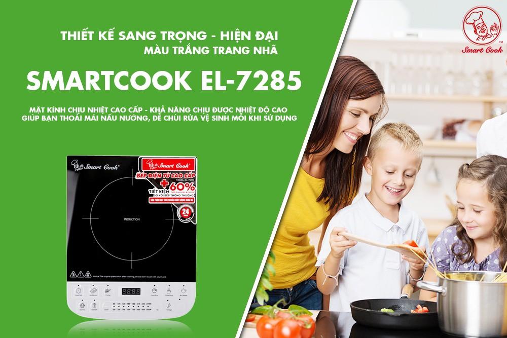 Bếp Điện Từ Smartcook ICS-7285 - 2357285 1