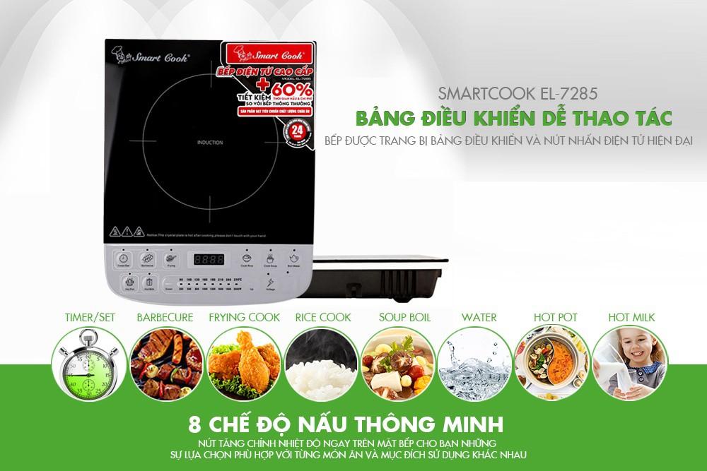 Bếp Điện Từ Smartcook ICS-7285 - 2357285 3