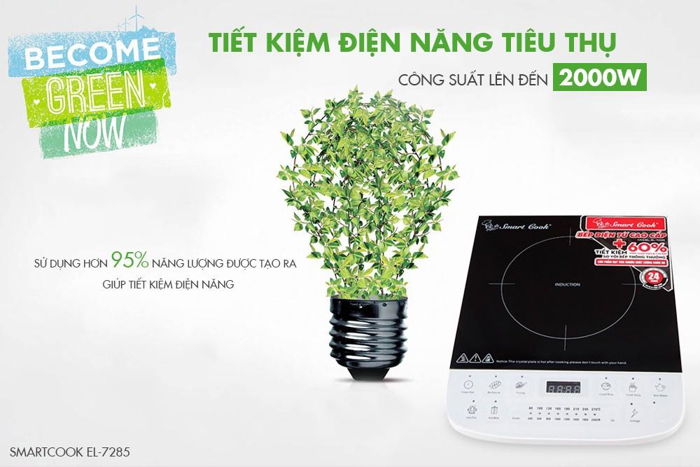 Bếp Điện Từ Smartcook ICS-7285 - 2357285 2