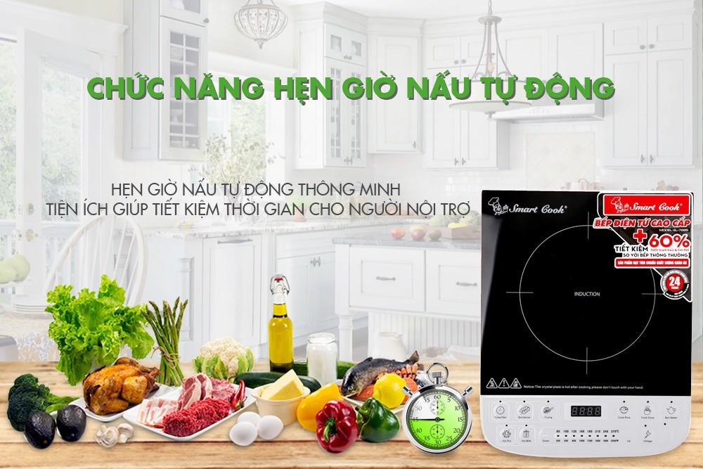 Bếp Điện Từ Smartcook ICS-7285 - 2357285 4