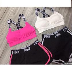 Bộ quần áo tập gym, đi biển