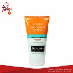 Sữa Rửa Mặt Neutrogena Visibly Clear Skin Stress Control – 150ml