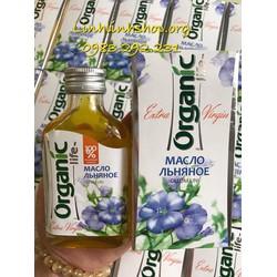 Dầu Hạt Lanh Organic
