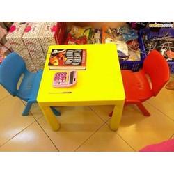 Sỉ lẻ bộ bàn ghế mầm non cho bé