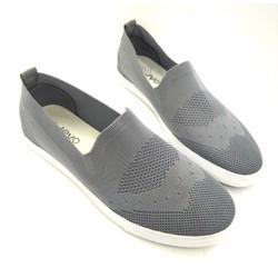 Giày lười vải cao cấp trẻ trung năng động AD121G