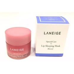 Mặt Nạ Ngủ Môi Laneig e Lip Sleeping Mask Berry