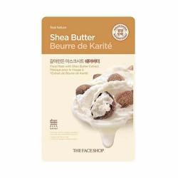 Mặt nạ dưỡng da bơ hạt mỡ TheFacshop Shea Butter 20g