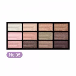 Phấn mắt 12 màu Odbo Natural Eye Shadow Collection MS05