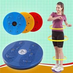 Dụng cụ tập thể dục xoay eo giảm cân
