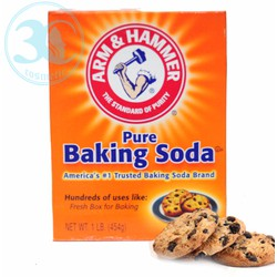 Baking soda Arm and Hammer made in USA