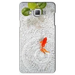 Ốp lưng điện thoại Samsung Galaxy A7-Cá Koi 01