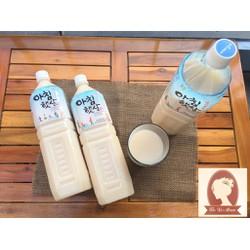 Nước gạo rang Hàn Quốc chai 1.5L