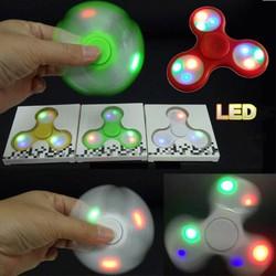 Đồ chơi giải toả áp lực Fidget Spinner LED