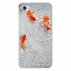 Ốp lưng Iphone 4-Cá Koi 02