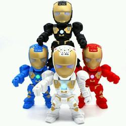 loa bluetooth hình robot