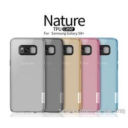 Ốp lưng Galaxy S8 Plus silicon Nillkin chính hãng
