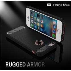 Ốp lưng iPhone 5S - SE Likgus armor chống sốc