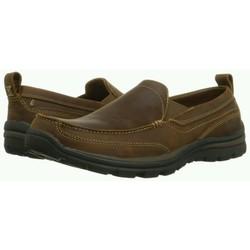 Giày Mọi Da Nam Hiệu Skechers