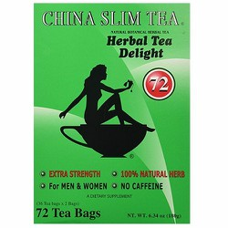 Trà giảm cân an toàn China Slim Tea