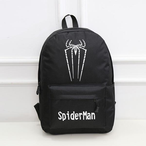 Ba lô vải dù phát quang Spider Man 1