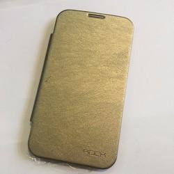 Bao da Galaxy Note 2 N7100 hiệu Rock vàng gold