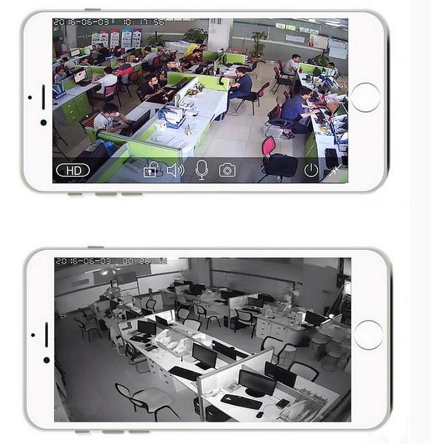 Camera IP Yoosee wifi ngoài trời HD 5