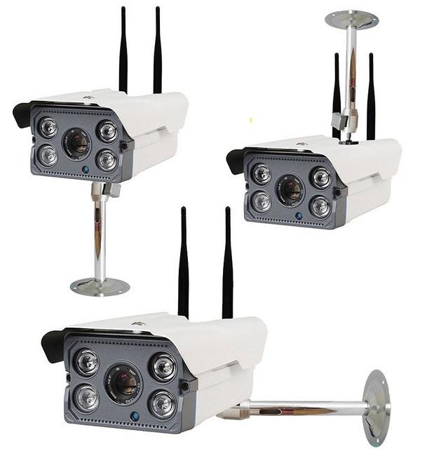 Camera IP Yoosee X5300 không dây wifi ngoài trời hồng ngoại 6