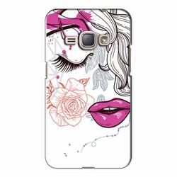 Ốp lưng điện thoại Samsung Galaxy J1 2016 Girl Guy